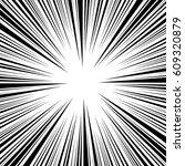 abstract vector illustration... | Shutterstock .eps vector #609320879