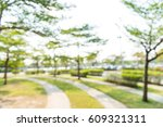 blurred background   public...   Shutterstock . vector #609321311