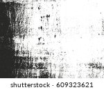 distressed overlay texture of... | Shutterstock .eps vector #609323621