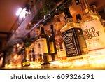 bucharest  romania   march 22 ... | Shutterstock . vector #609326291