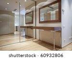 modern designer corridor | Shutterstock . vector #60932806