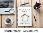search for house or flat  real...   Shutterstock . vector #609388691