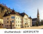 liechtenstein  government... | Shutterstock . vector #609391979
