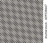 wavy stripes vector seamless... | Shutterstock .eps vector #609538667