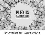 abstract vector illustration.... | Shutterstock .eps vector #609539645