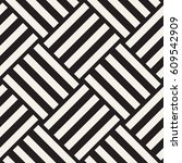 repeating geometric stripes... | Shutterstock .eps vector #609542909