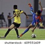 kangar 03 jun 2014   perak team ... | Shutterstock . vector #609551609