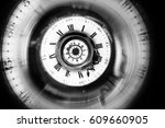 abstract time composition | Shutterstock . vector #609660905