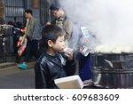 hangzhou  china   december 2016 ...   Shutterstock . vector #609683609