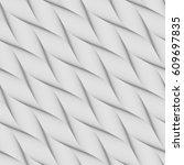 vector seamless pattern. modern ...   Shutterstock .eps vector #609697835
