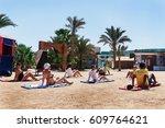hurghada  egypt   october 9 ...   Shutterstock . vector #609764621