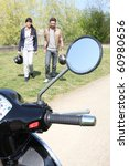 motorcycle | Shutterstock . vector #60980656
