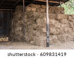 Many Straw In Warehouse For...