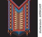 vector design for collar shirts ...   Shutterstock .eps vector #609841409