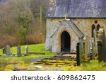 church archway   Shutterstock . vector #609862475