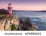 Hornby Lighthouse  Entrance Of...