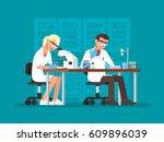 vector illustration of... | Shutterstock .eps vector #609896039