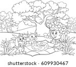 Coloring Page Book For Children ...