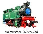 Vintage Steam Train 1935 1957....