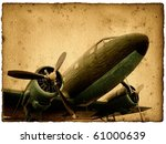 Vintage Military Aircraft...