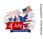 Usa 4 July Independence Day...