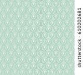 abstract seamless pattern.... | Shutterstock .eps vector #610202681