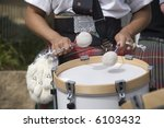 scottish drummer | Shutterstock . vector #6103432