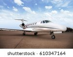 small airplane or aeroplane...   Shutterstock . vector #610347164