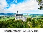 Neuschwanstein Castle. One Of...