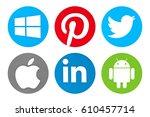 valencia  spain   march 27 ... | Shutterstock . vector #610457714