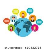 Social Media Network Icons...