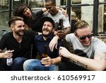craft beer booze brew alcohol... | Shutterstock . vector #610569917