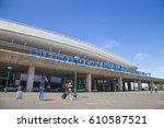 phu quoc  vietnam   mar 18 ... | Shutterstock . vector #610587521