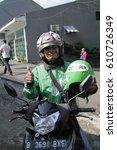 jakarta  indonesia   march 27... | Shutterstock . vector #610726349