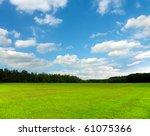 beautiful landscape | Shutterstock . vector #61075366