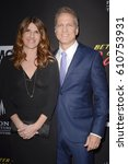 """Small photo of LOS ANGELES - MAR 28: Mandy Fabian, Patrick Fabian at the """"Better Call Saul"""" Season 3 Premiere at the ArcLight Cinemas on March 28, 2017 in Culver City, CA"""