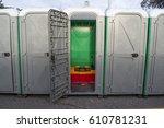 Public Portable Toilets
