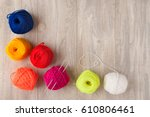 Yarn For Knitting Of Different...
