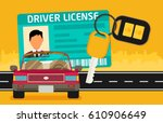 car driver license...