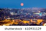 "Ankara, Capital city of Turkey ""Elements of this Image Furnished by NASA"""