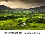 magical sahara valley  artvin... | Shutterstock . vector #610965719