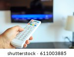 air condition remote control | Shutterstock . vector #611003885
