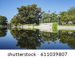 beverly hills  mar 24  beverly... | Shutterstock . vector #611039807