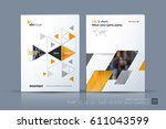 business vector template....   Shutterstock .eps vector #611043599