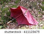Umbrella Disposed Of In The...
