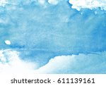 Blue Watercolor Background ...