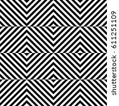 vector seamless pattern.... | Shutterstock .eps vector #611251109