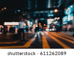 abstract background of people... | Shutterstock . vector #611262089