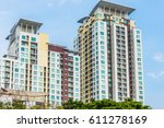 luxury apartments   Shutterstock . vector #611278169