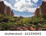 ko'olina  oahu  hawaii  ... | Shutterstock . vector #611334041